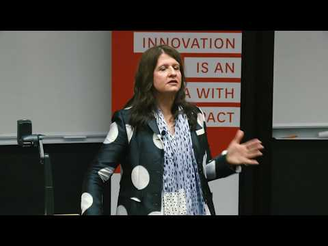 Unleash Your Potential Speaker Series with Vic Crone, CEO of Callaghan Innovation 2017