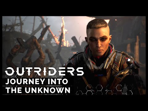 Outriders: Journey into The Unknown [ESRB]