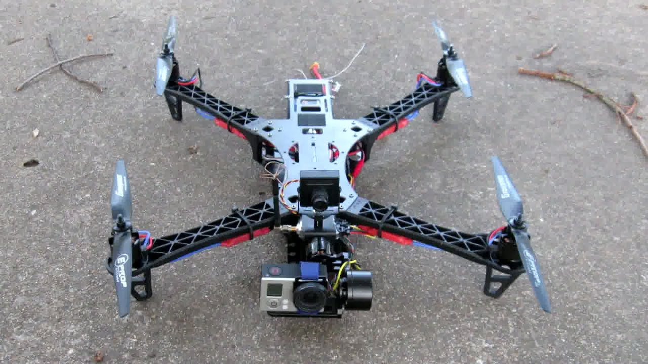 Low Cost Aerial Photography Rig