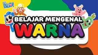 BELAJAR WARNA | Lagu Anak Indonesia - HEY BLO!