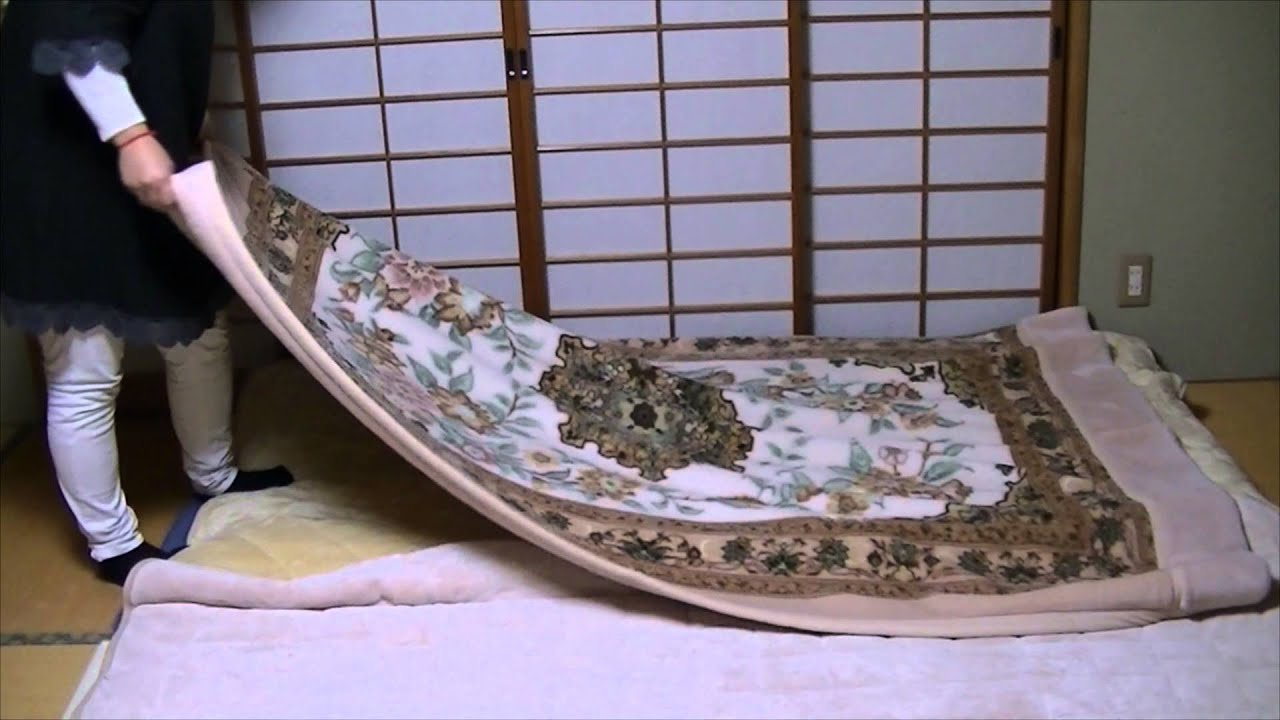 Japanese Futons Making Your Bed In Japan
