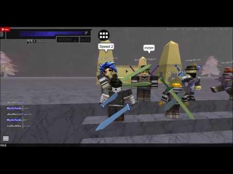 Sword art online burst roblox how to get to the boss for Floor 2 boss swordburst 2