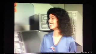 Judy Resnik interview (Judith Resnick interview) | female astronaut | Challenger disaster