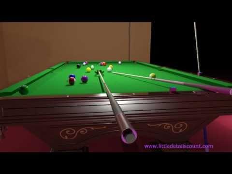 Revit WalkthroughPool Table YouTube - Revit pool table