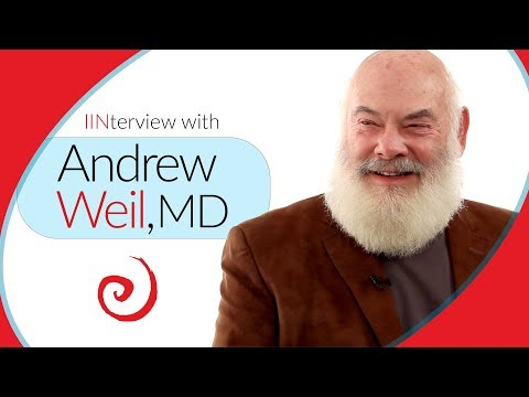 IINterview With Andrew Weil, MD