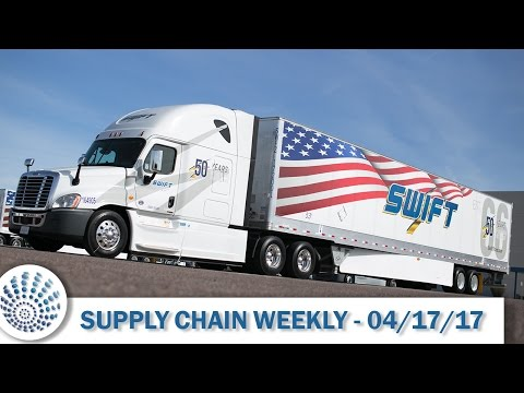 Swift & Knight Transportation Merger Creates New TOP 5 Trucking Company