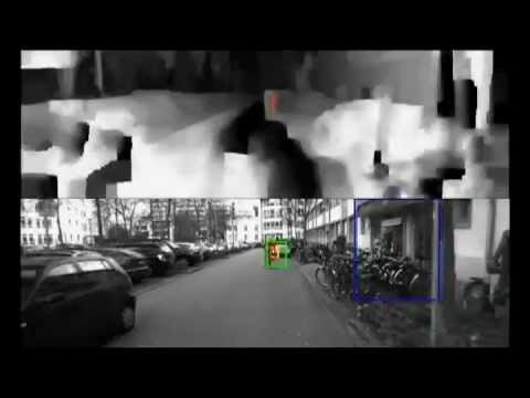 Robust Depth-Driven Tracker in Crowd Dynamic Scene (ACCV2012)