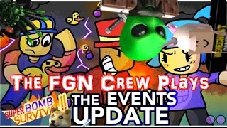 the fgn crew plays roblox super bomb survival events update pc