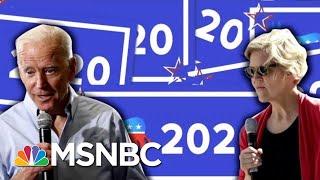 Should Joe Biden Be Worried About Elizabeth Warren's Rise? | MTP Daily | MSNBC
