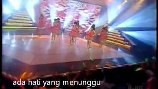 Cherrybelle - Diam Diam suka Lyric