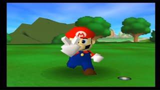 Mario Golf (N64) Get Character Mode - Yoshi VS. Mario