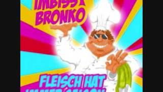 Imbiss Bronko-Wurstsalat-Fleisch hat immer Saison