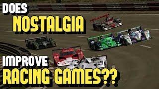 Does *NOSTALGIA* make Racing Games BETTER??