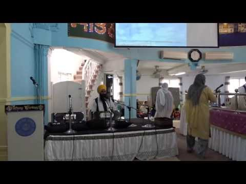 Bhai baljit singh ji- sggs academy- Part.1