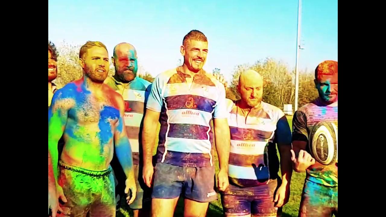 Zebre Rugby Calendario.Rainbow 365 E Arcobaleno Il Calendario Di Rugbisti Piu