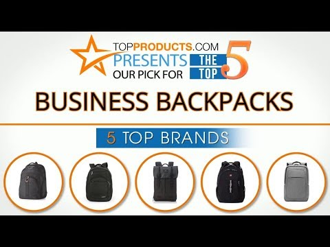 best-business-backpack-reviews-–-how-to-choose-the-best-business-backpack