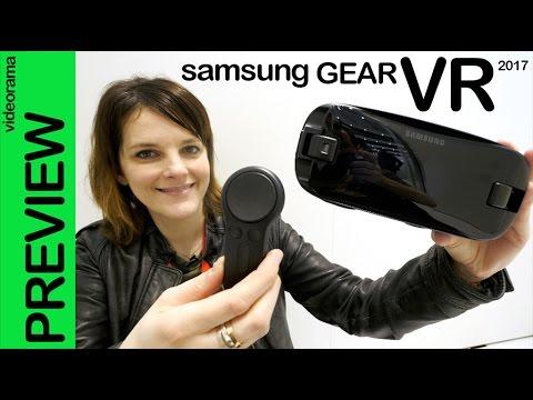 Samsung Gear VR 2017 preview y primeras impresiones MWC| 4K UHD