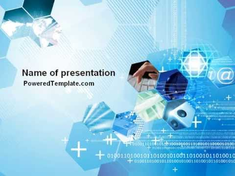 Telecommunication cells powerpoint template by poweredtemplate telecommunication cells powerpoint template by poweredtemplate toneelgroepblik Images
