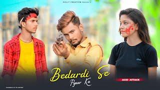 Bedardi Se Pyaar Ka | Sad Love Story | Jubin Nautiyal | Shinu & Shivi | Gully Creation