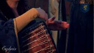 Music promo video Euphorica song Salva Nos