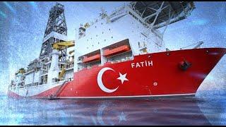 Türkiye'nin gururu 'Fatih'in enerji yolculuğu