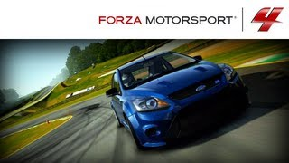 forza 4 1080p ford 2009 focus rs fwd tuned b class expert