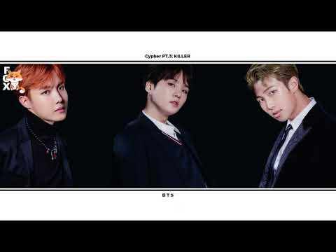 [FSG FOX] BTS (feat. Supreme Boi) – BTS Cypher Pt.3: Killer  рус.саб 