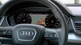 Audi Q5 2017 test drive تجربة أودي كيو ٥
