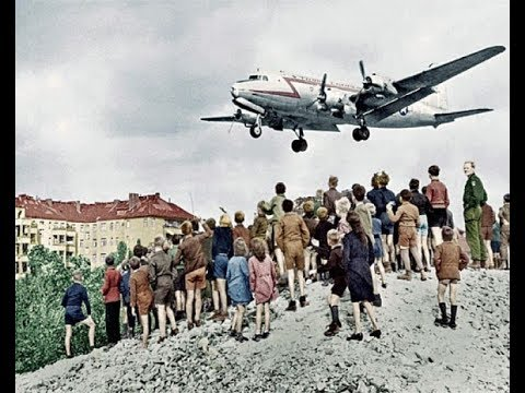 The Berlin Airlift - The Cold War Mission To Save A City