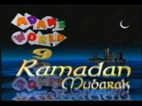 Adam's World - Vol.9 Ramadan Mubarak [VHS]