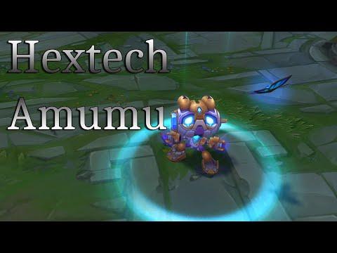 Hextech Amumu SkinSpotlight - League of Legends