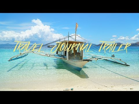 TRAILER TO FIRST ASIA TRAVEL JOURNAL - 8 countries in 5 months