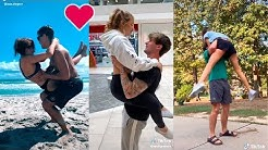 Love Is Like A Rodeo TikTok Challenge - Best Couple Goals Musically Compilation 2019