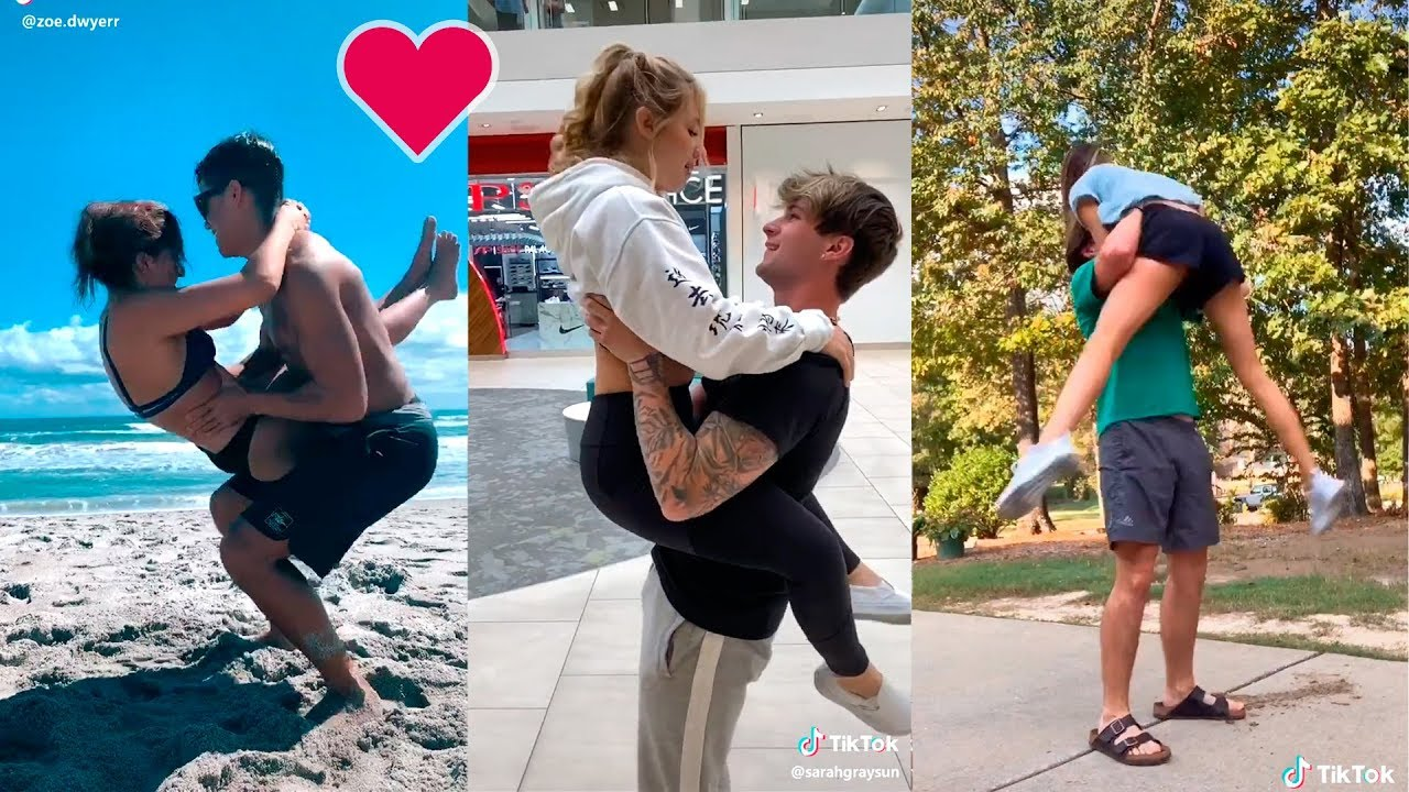 Love Is Like A Rodeo Tiktok Challenge Best Couple Goals Musically Compilation 2019 Youtube