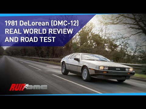 1981 DeLorean DMC-12: Real world review and road test