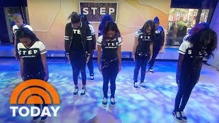 The Stars Of Inspiring New Film 'Step' Perform Live | TODAY