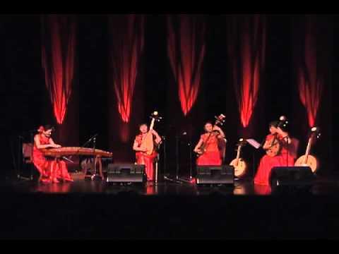 Qing Bei Yue 唐代古曲《傾杯樂》 - Red Chamber 紅庭