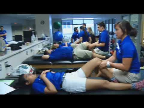 TAMUCC athletic trainers program one of the tops in the nation