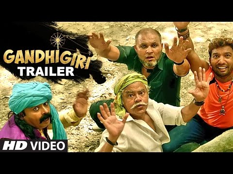 Official Trailer Gandhigiri