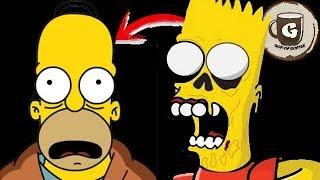 EL HORRIBLE FINAL DE HOMERO SIMPSONS!!!   Eggs For Bart