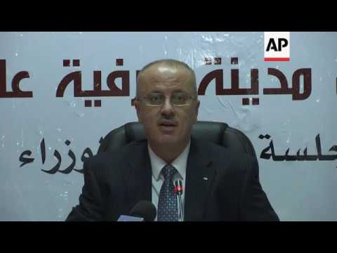 Municipal elections in West Bank postponed