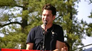 Andy Grammer - Keep Your Head Up Sixflags NJ 6/3