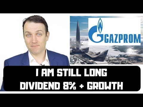 Gazprom Dividend Stock Analysis with Swen Lorenz - A Stock to Buy