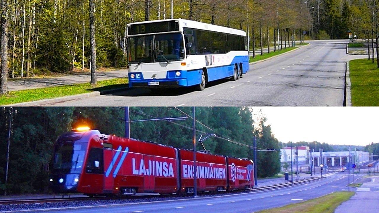 Nysse Tampere