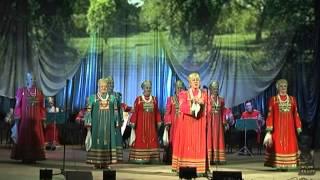 ВЕНОК ПЕСЕН ОКТЯБРЯ ГРИШИНА - Пензенский русский народный хор