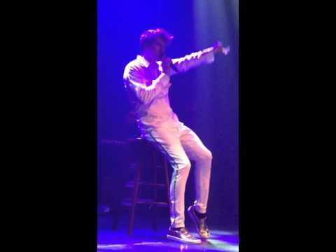 Home Sweet Home - Ricky Dillon live in NYC 2/28/16 AliveGold Tour