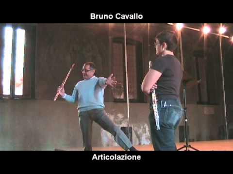 Bruno Cavallo - L'Articolazione - Parte Seconda