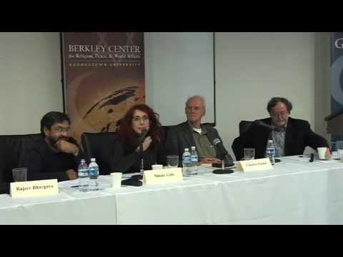 Seminar on Secularism and Religious Pluralism in the US, France, Turkey, and India (Part 2)