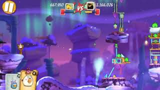 Angry birds 2 - arena clutched win