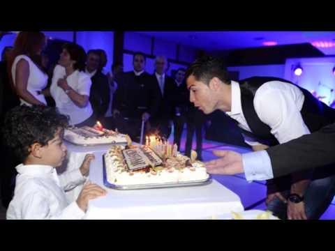 Cristiano Ronaldo & Cristiano Ronaldo Junior